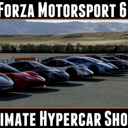 Forza Motorsport 6 The Ultimate Hypercar Showdown