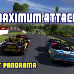 iRacing   Maximum Attack! (Advance MX-5 Cup @ Mount Panorama)