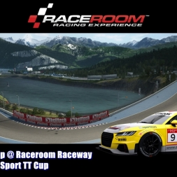 Audi Sport TT Cup @ RaceRoom Raceway - Audi Sport TT Cup - RaceRoom Racing Experience 60FPS