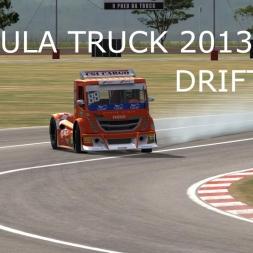 Formula Truck 2013 | Drift & Test