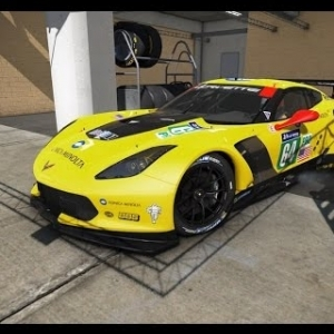 Baseline Setups: Corvette C7.R