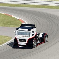 VSR Truck Series | Assetto Corsa | Nürburging Short | Balazs Toldi OnBoard
