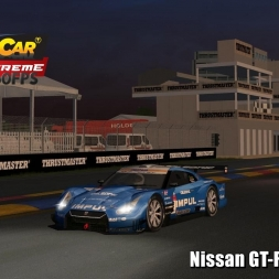 Nissan GT-R @ Adelaide Driver's View - Stock Car Extreme 60FPS