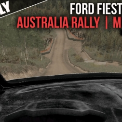 Richard Burns Rally | Ford Fiesta RS WRC at Mineshaft | Rally Australia