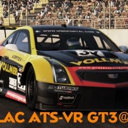 Project Cars - Cadillac ATS-VR GT3 - Imola