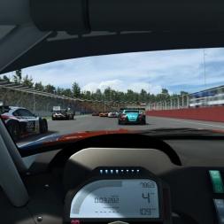 Raceroom Racing Experience - BMW Z4 GT3 @ Hockenheim Ring - 25AI - 8Min Race