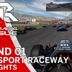 Nebula Formula C S4 - Round 01 Highlights