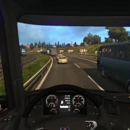 Euro Truck Simulator 2 Ep  07   Milano to Brno   Part 2
