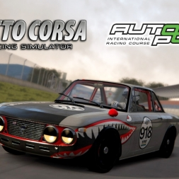 Assetto Corsa | Lancia Fulvia 1.6 HF @ Autopolis International Circuit