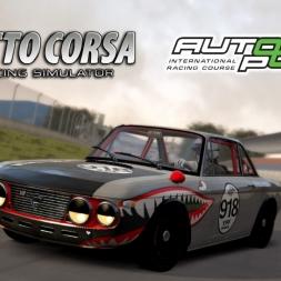 Assetto Corsa | Lancia Fulvia 1.6 HF @ Autopolis International Circuit