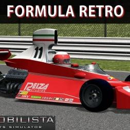 Automobilista - Formula Retrô - Monza GP