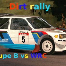 Dirt Rally // Groupe B vs WRC // Finlande