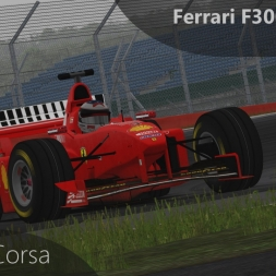Assetto Corsa Ferrari F300 Onboard Silverstone