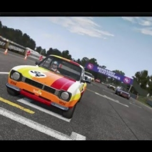 Project Cars Ford Escort at Oulton Park Gameplay