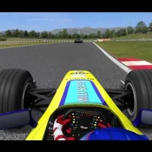 Automobilista | RaceDepartment V10 @ Suzuka | First 13 laps
