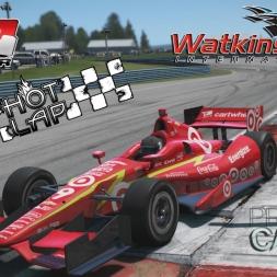 Project Cars * Dallara DW12 Indycar * Watkins Glen GP * hotlap