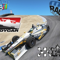 Project Cars * Dallara DW12 Indycar * Laguna Seca * hotlap