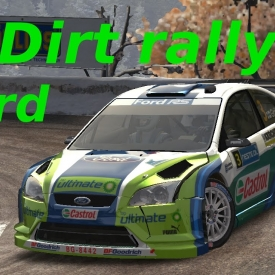 Dirt Rally // Spéciale Ford // Monte-Carlo