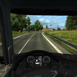 [Euro Truck Simulator 2] Ep. 09 - Banyska Bystrica to Orebro - Part 1