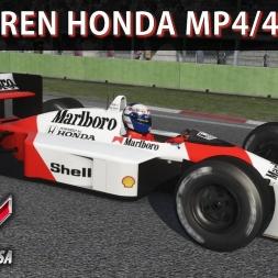 Assetto Corsa  - McLaren MP4/4 1988
