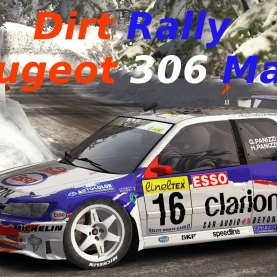 Dirt Rally // Time Attack °12 // 306 // Turini