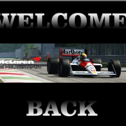 1988 McLaren MP4/4 [GTR2 to AC Welcome back]