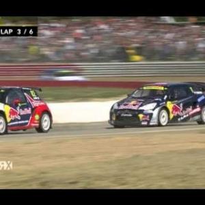 Flashback: Sebastien Loeb RX Debut - Loheac RX 2013 - FIA World Rallycross Championship