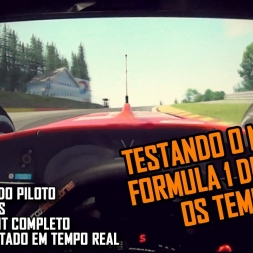 Assetto Corsa: Shakedown F2002 - the best Formula 1 ever