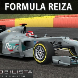 Automobilista - Formula Reiza - Spa Francorchamps