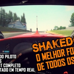 Shakedown! - F2002: the best Formula 1 ever""