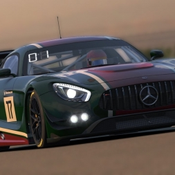 iRacing: Mercedes AMG GT3