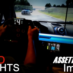 Assetto Corsa -  Imola - Triple Screen - Ultra Settings