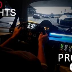 Project Cars - Oschersleben - Mclaren MP4 12C - Triple Screen - Ultra Settings