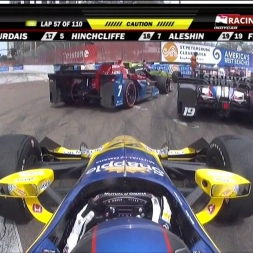 INDYCAR ST. PETERSBURG HIGHLIGHTS | Crashes And Fails [HD]