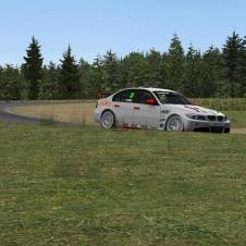 VSR Touring Car Series 2016 | RACE07 | Karlskoga Motorstadion | Balazs Toldi OnBoard