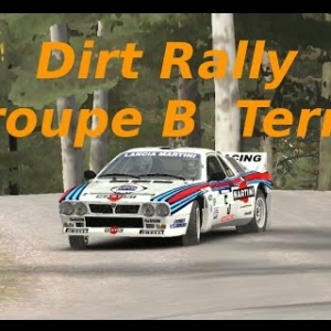 Dirt Rally // Présentation Groupe B // Terre