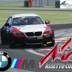 Assetto Corsa :: BMW M235i Racing @ Magione :: HOTLAP ON BOARD