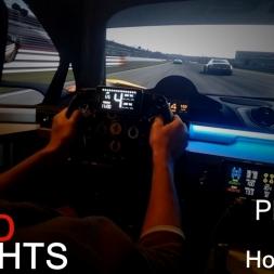 Project Cars - Hockenheimring Circuit - Mclaren MP4 12C - Triple Screen - Ultra Settings