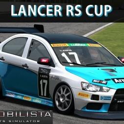 Automobilista- Lancer RS Cup @ Barcelona