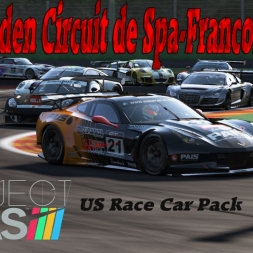 Project CARS lets PLay Chevrolet Corvette C7.R  24H (min) SPA German