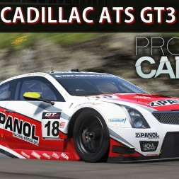 Project CARS - Cadillac GT3 @ Banochbrae
