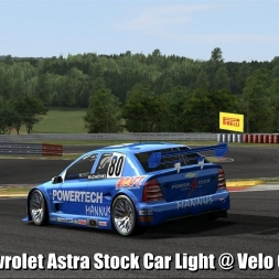 Chevrolet Astra Stock Car Light @ Velo Città - Automobilista 60FPS