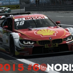 DTM 2015 #6 - Norisring