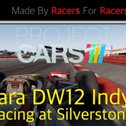 Project Cars - Dallara DW12 Indycar