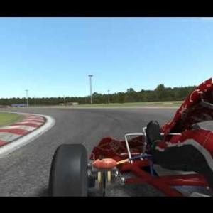 rFactor 2: Genk Karting WIP
