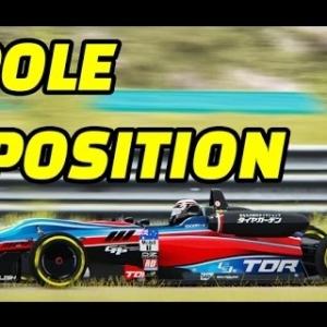 RD Grand Prix Championship Round 2 Pole Lap