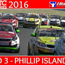 iRacing BSR Pro Series 2016 - Round 3