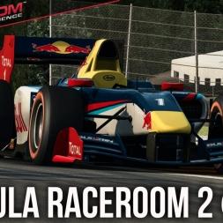 Raceroom (R3E) | Formula Raceroom 2 at Spa-Francorchamps