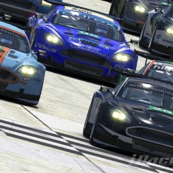 iRacing: ESRA GT1 Series at Sebring Rd. 1 Highlight