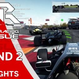 Nebula Formula C S4 - Round 02 Highlights